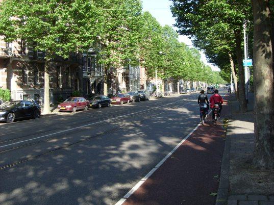 Amsterdam is social.