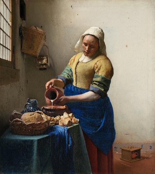 VermeerPainting